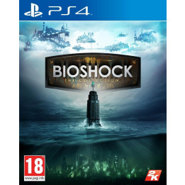 Coperta BIOSHOCK THE COLLECTION - PS4