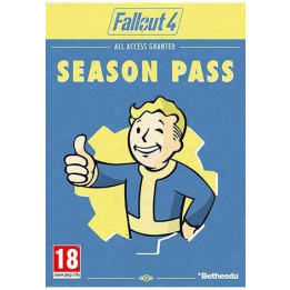 Coperta FALLOUT 4 SEASON PASS (CODE IN A BOX) - PC