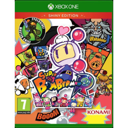 Coperta SUPER BOMBERMAN R SHINY EDITION - XBOX ONE