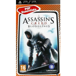 Coperta ASSASSINS CREED BLOODLINES PSP ESSENTIALS - PSP