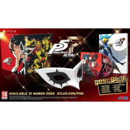 Coperta PERSONA 5 ROYAL PHANTOM THIEVES EDITION - PS4