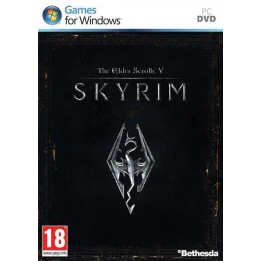 Coperta THE ELDER SCROLLS V SKYRIM - PC