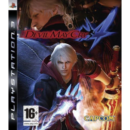 Coperta DEVIL MAY CRY 4 ESSENTIALS - PS3