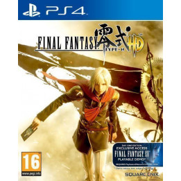 Coperta FINAL FANTASY TYPE-0 HD - PS4