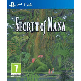 Coperta SECRET OF MANA - PS4