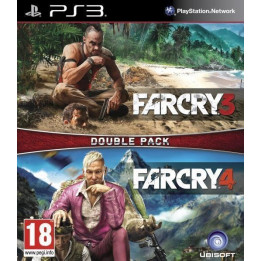 Coperta COMPILATION FAR CRY 3 & FAR CRY 4 - PS3