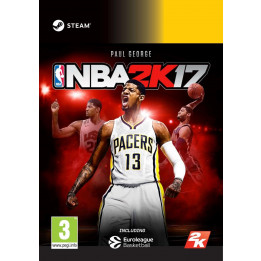 Coperta NBA 2K17 - PC (STEAM CODE)