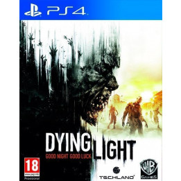 Coperta DYING LIGHT - PS4