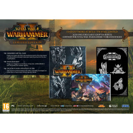 Coperta TOTAL WAR WARHAMMER 2 LIMITED EDITION - PC