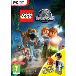 Coperta LEGO JURASSIC WORLD TOY EDITION - PC