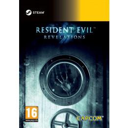 Coperta RESIDENT EVIL REVELATIONS - PC (STEAM CODE)
