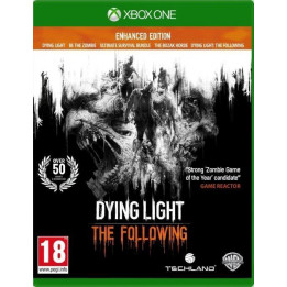 Coperta DYING LIGHT THE FOLLOWING ENHANCED EDITION - XBOX ONE