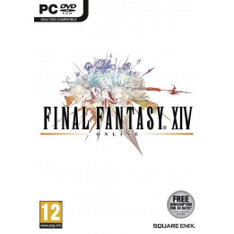 Coperta FINAL FANTASY XIV ONLINE - PC
