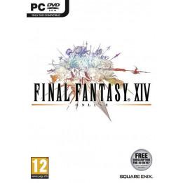 Coperta FINAL FANTASY XIV ONLINE - PC