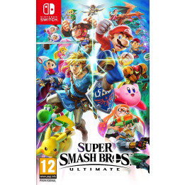 Coperta SUPER SMASH BROS ULTIMATE - SW