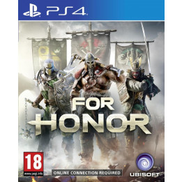 Coperta FOR HONOR - PS4