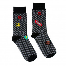 Coperta BORDERLANDS 3 TROY SOCKS