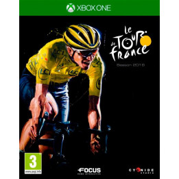 Coperta TOUR DE FRANCE 2016 - XBOX ONE