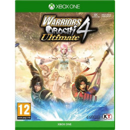 Coperta WARRIORS OROCHI 4 ULTIMATE - XBOX ONE
