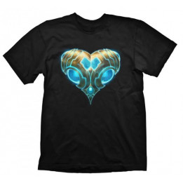 Coperta STARCRAFT 2 PROTOSS HEART TSHIRT L