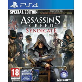 Coperta ASSASSINS CREED SYNDICATE SPECIAL EDITION - PS4