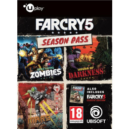 Coperta FAR CRY 5 SEASON PASS - PC (UPLAY CODE)