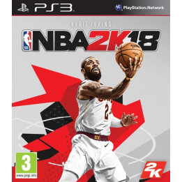 Coperta NBA 2K18 - PS3