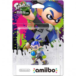 Coperta AMIIBO BOY (SPLATOON)