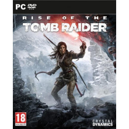 Coperta RISE OF THE TOMB RAIDER - PC