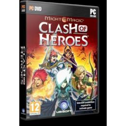 Coperta CLASH OF HEROES - PC