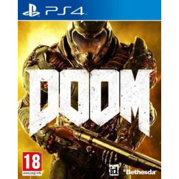 Coperta DOOM D1 EDITION - PS4