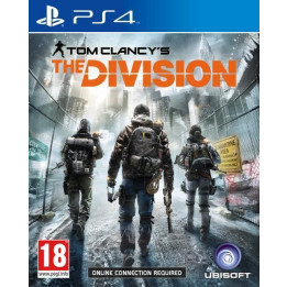 Coperta THE DIVISION - PS4