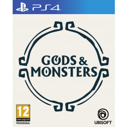 Coperta GODS AND MONSTERS - PS4