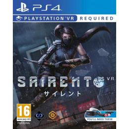 Coperta SAIRENTO (VR) - PS4