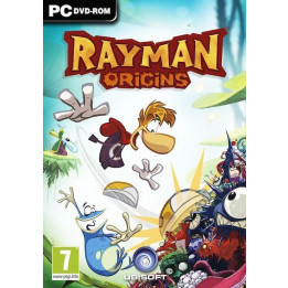 Coperta RAYMAN ORIGINS EXCLUSIVE - PC
