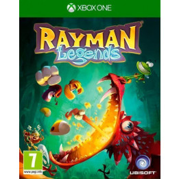 Coperta RAYMAN LEGENDS - XBOX ONE
