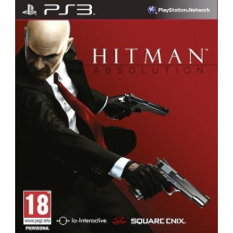 Coperta HITMAN ABSOLUTION - PS3