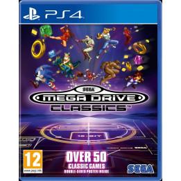 Coperta SEGA MEGADRIVE CLASSICS - PS4