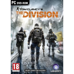 Coperta THE DIVISION - PC
