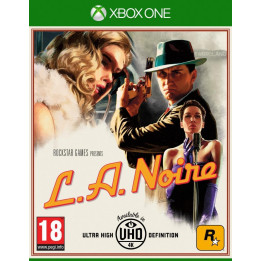 Coperta LA NOIRE - XBOX ONE