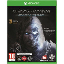 Coperta MIDDLE EARTH SHADOW OF MORDOR GOTY - XBOX ONE