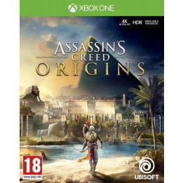 Coperta ASSASSINS CREED ORIGINS - XBOX ONE