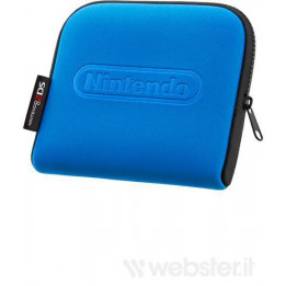 Coperta NINTENDO 2DS BLACK & BLUE CARRYING CASE - GDG
