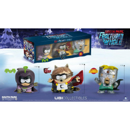 "Coperta SOUTH PARK THE FRACTURED BUT WHOLE 3"" FIGURINES BUNDLE"