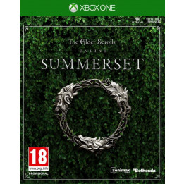 Coperta THE ELDER SCROLLS ONLINE SUMMERSET - XBOX ONE