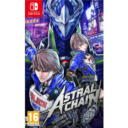 Coperta ASTRAL CHAIN - SW