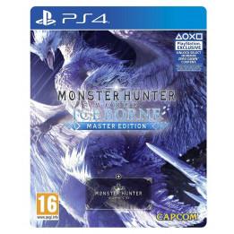 Coperta MONSTER HUNTER WORLD ICEBORNE STEELBOOK EDITION - PS4