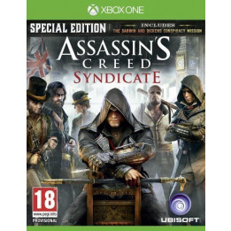 Coperta ASSASSINS CREED SYNDICATE SPECIAL EDITION - XBOX ONE