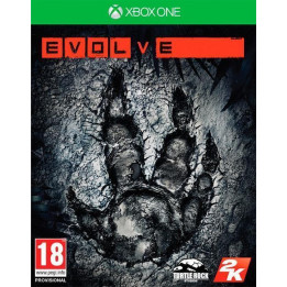 Coperta EVOLVE - XBOX ONE
