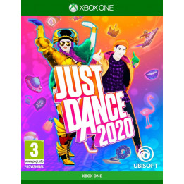 Coperta JUST DANCE 2020 - XBOX ONE